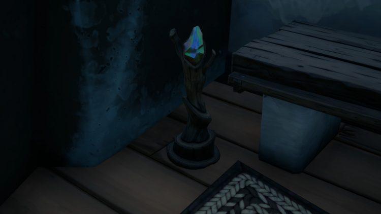 Fortnite Locate Cult Artifact