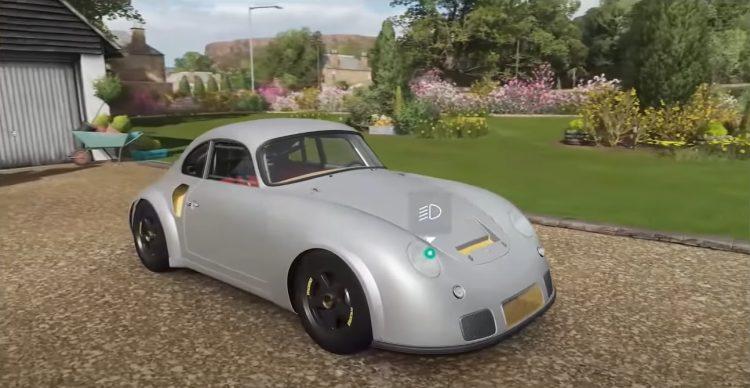 Forza Horizon 4 1960 Porsche 356 Rsr