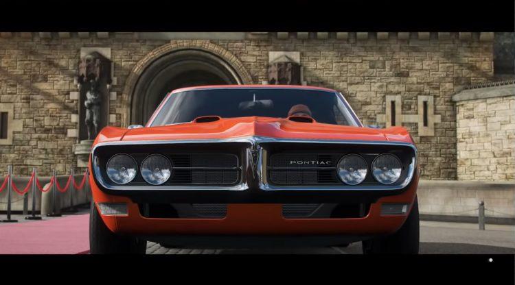 Forza Horizon 4 1968 Pontiac Firebird
