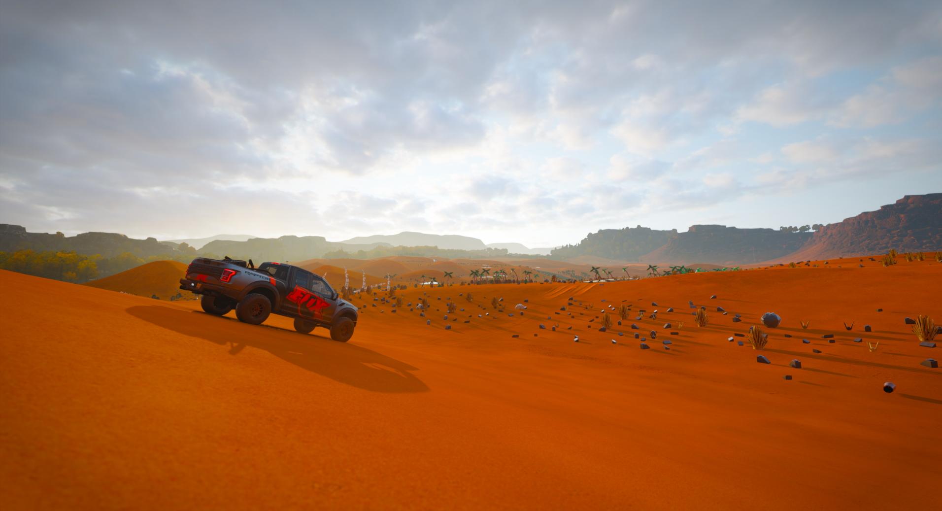 Forza Horizon Mexico Desert