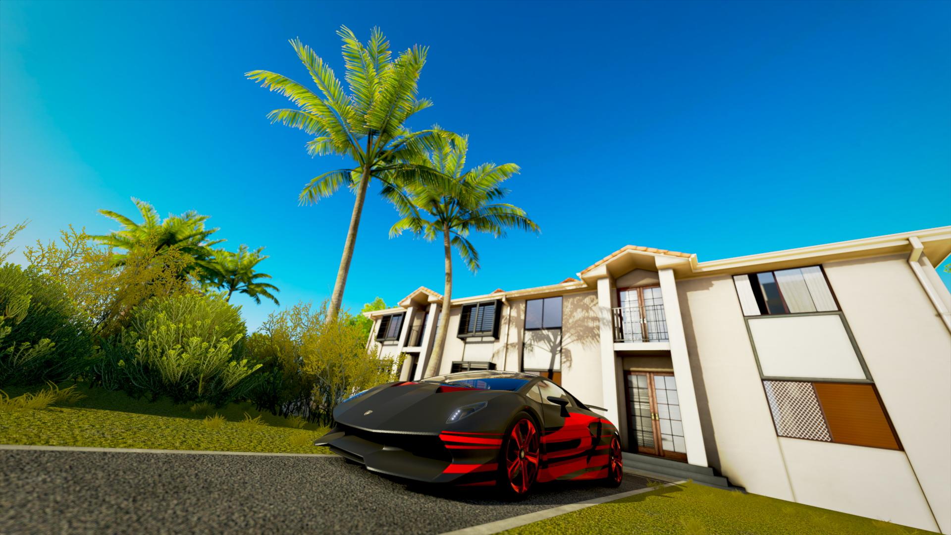 FH Tropical House