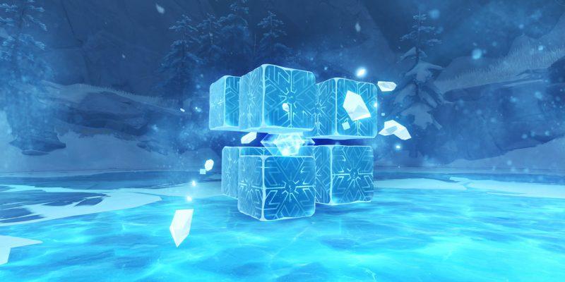 Genshin Impact Cryo Hypostasis Boss Guide Crystalline Bloom Eula