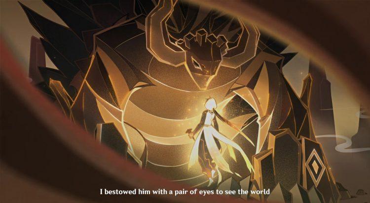 Genshin Impact Zhongli Story Quest Historia Antiqua Act 2 Azhdaha Guide 2