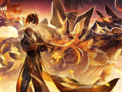 Genshin Impact What's New In Version 1.5 Update Beneath The Light Of The Jadeite Guide Zhongli Banner Yanfei Eula Azhdaha
