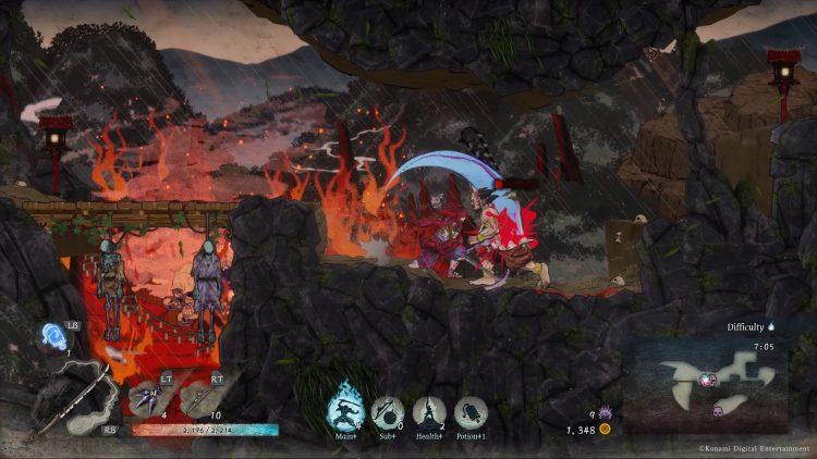 Konami Getsufumaden Undying Moon Pc Steam 2022 2