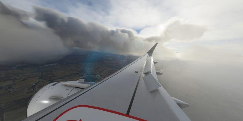 Microsoft Flight Simulator A320 World Travel Spain Descent 2