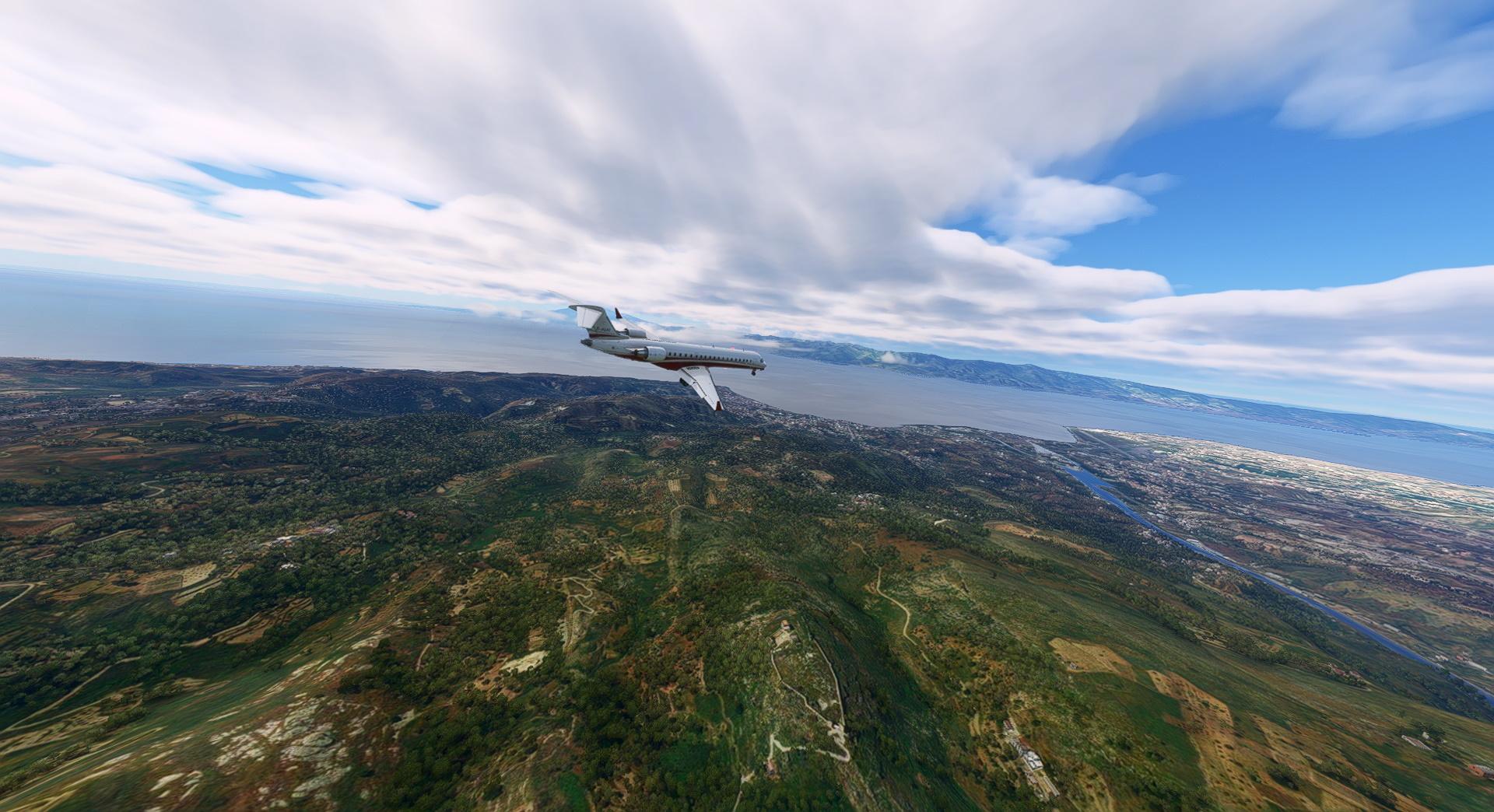 Aerosoft Crj Italy Descent