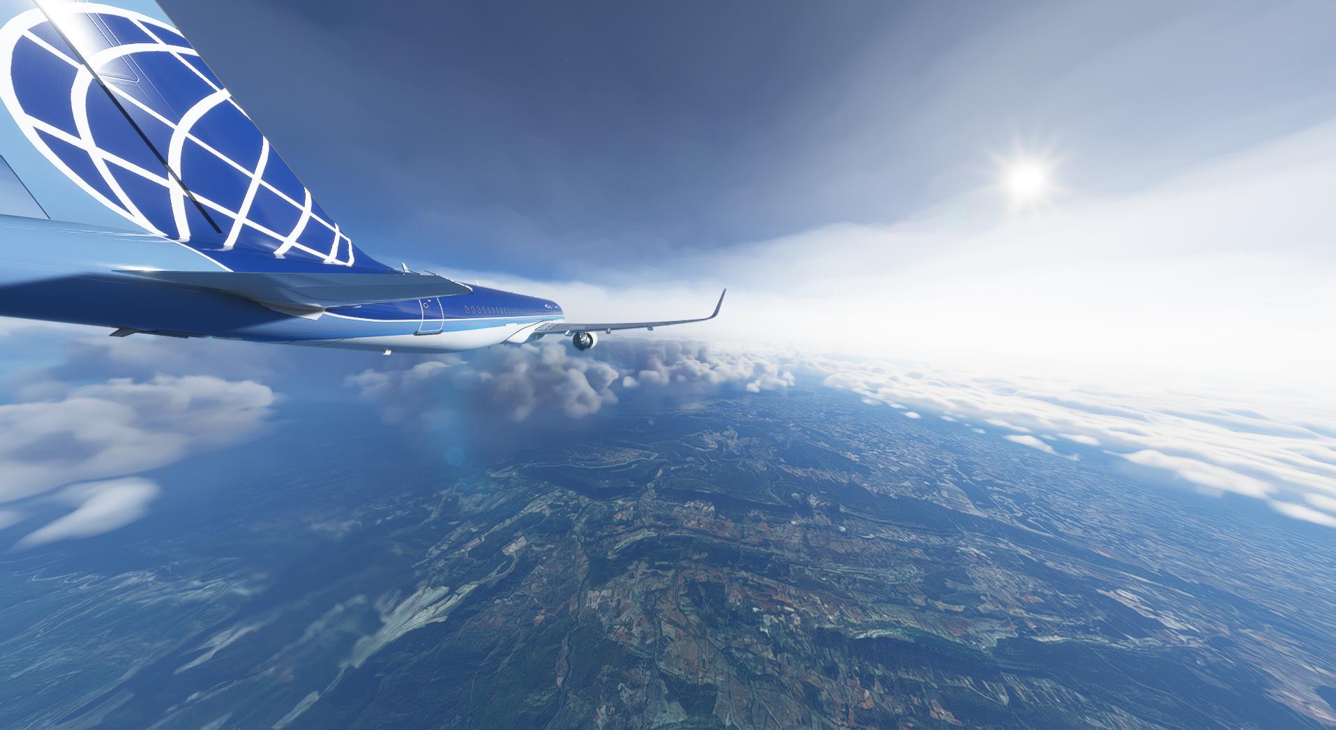 Microsoft Flight Simulator Airbus A320 Overland