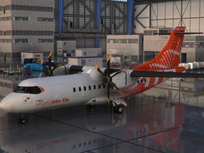 Microsoft Flight Simulator Asobo Atr42 72 2 V2