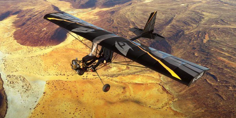 Microsoft Flight Simulator Asobo Top Rudder Solo 103