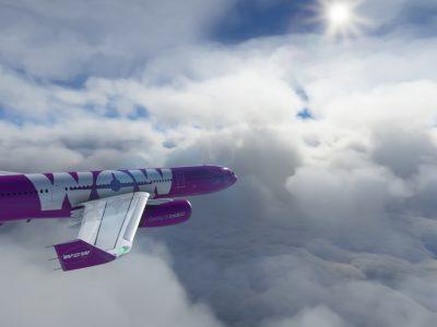 Microsoft Microsoft Flight Simulator player test asobo