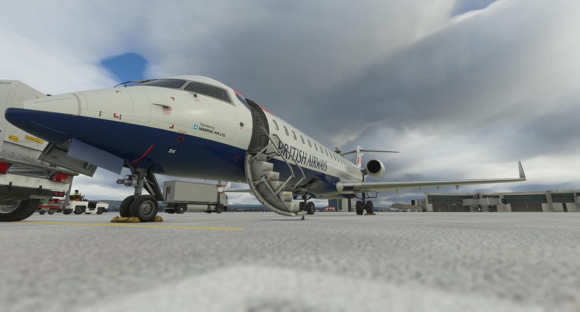 Microsoft Microsoft Flight Simulator player test asobo 2