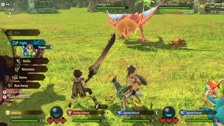 Monster Hunter Stories 2 Wings Of Ruin Combat Trailer