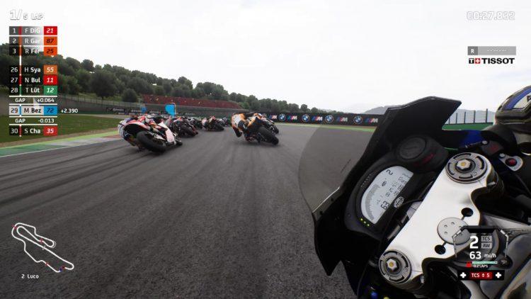 Motogp 21 Review Career Mode Mugello Race