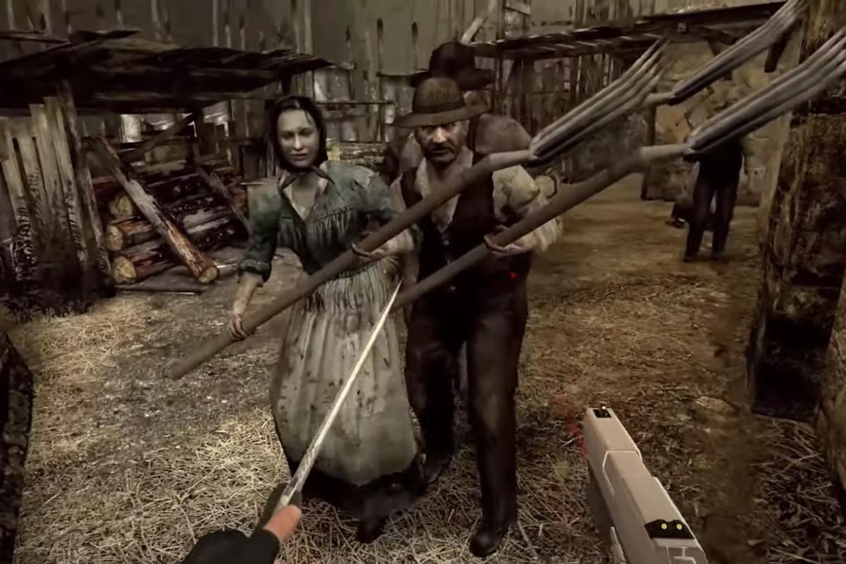 Resident Evil 4 VR release date