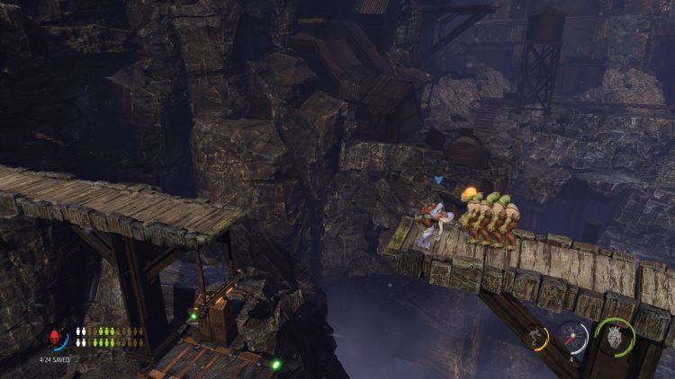 Oddworld Soulstorm Mudokon Locations Guide Funicular Level 4 3a