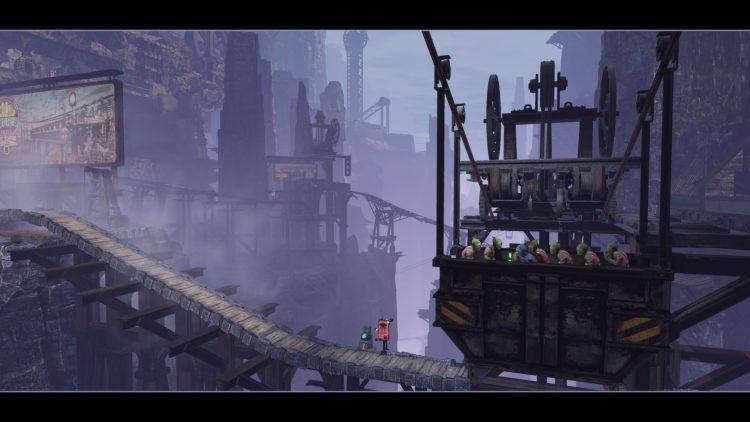 Oddworld Soulstorm Mudokon Locations Guide Funicular Level 4 4a