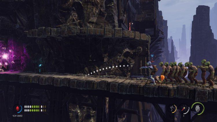 Oddworld Soulstorm Mudokon Locations Guide Funicular Level 4 6