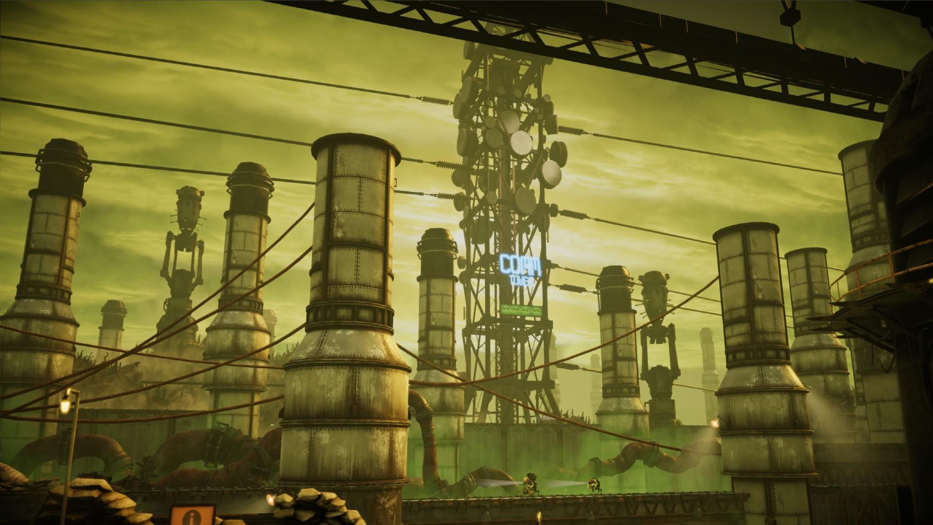 Oddworld Soulstorm Mudokon Locations Guide Slig Barracks Necrum The Mines