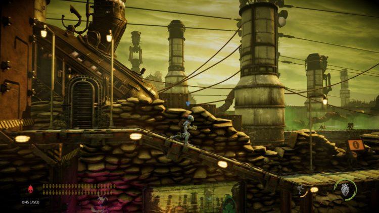 Oddworld Soulstorm Mudokon Locations Guide Slig Barracks Necrum The Mines 1a