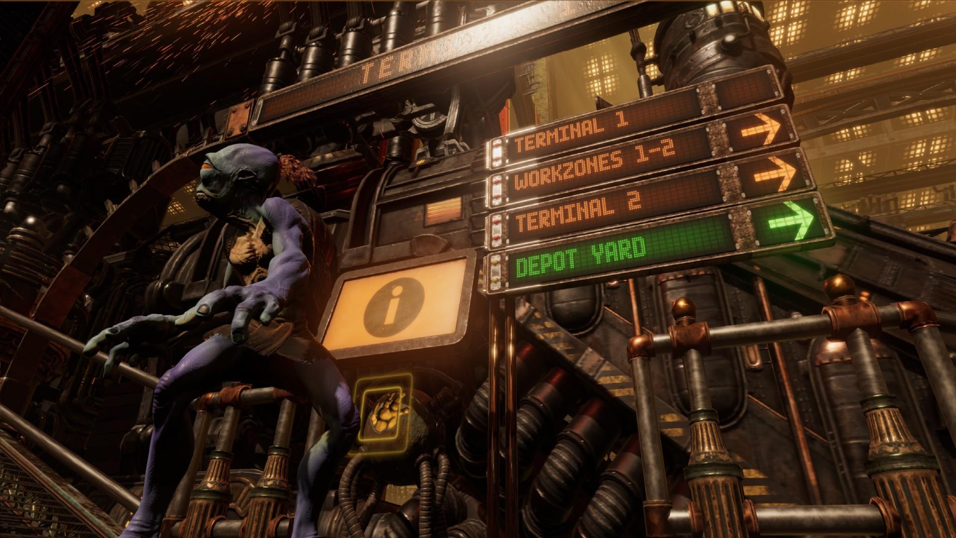 Oddworld Soulstorm Mudokon Locations Guide Endings Feeco Depot The Yards