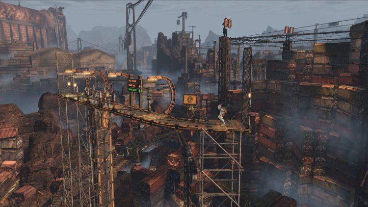 Oddworld Soulstorm Mudokon Locations Guide Endings Feeco Depot The Yards 1a