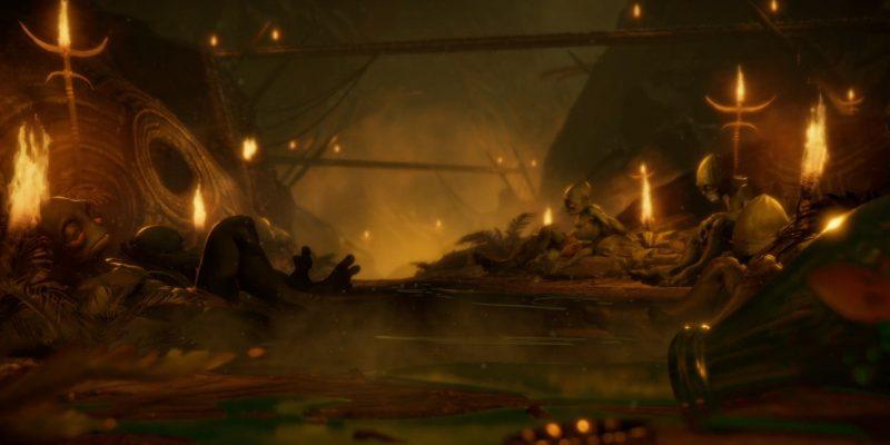 Oddworld Soulstorm Mudokon Locations Guide Level 1 Level 2 Level 3 The Raid The Ruins The Blimp