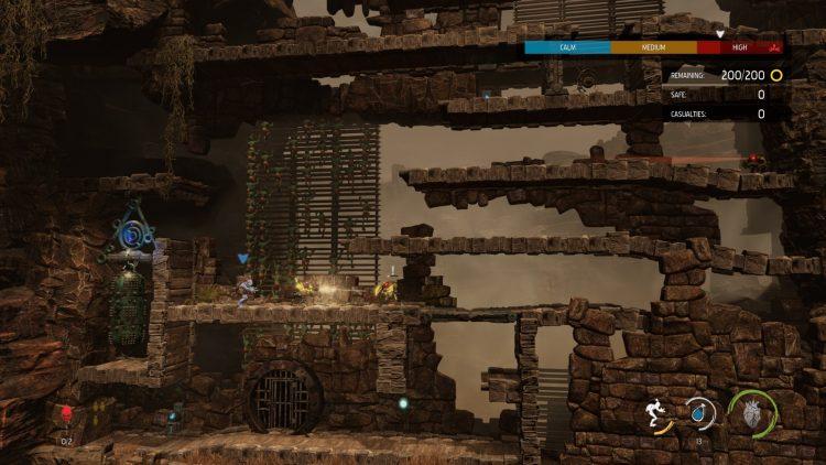 Oddworld Soulstorm Mudokon Locations Guide Level 1 Level 2 Level 3 The Raid The Ruins The Blimp 2