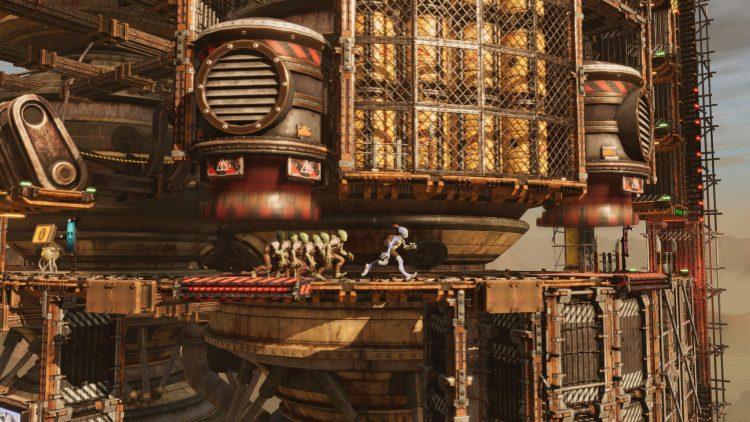 Oddworld Soulstorm Endings Guide Quarma Mudokon Rescue Save Level Select 2