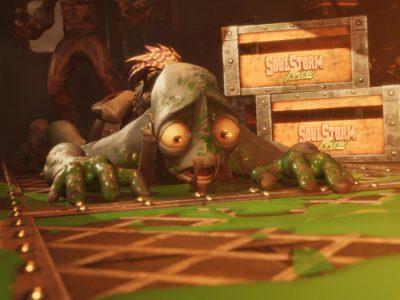 Oddworld Soulstorm Review Pc