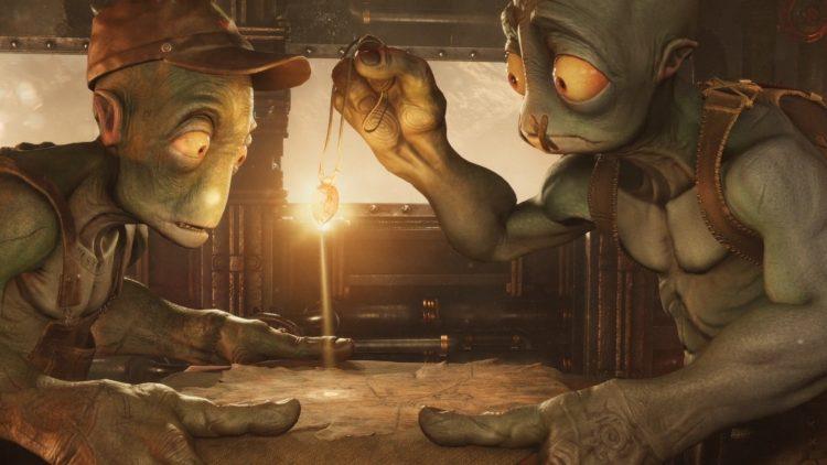 Oddworld Soulstorm Review Pc 1