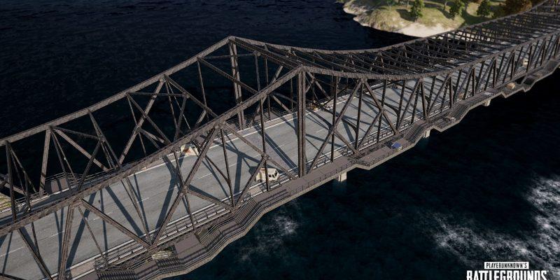 Pubg Erangel Bridge Changes
