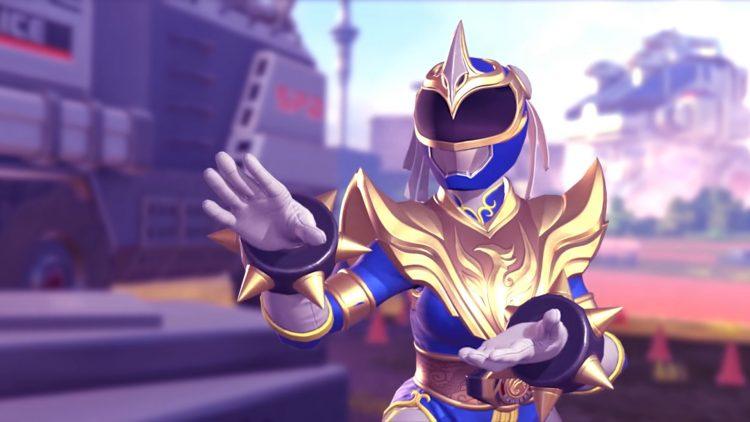 Power Rangers Battle For The Grid Street Fighter Crossover Chun Li