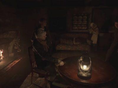 Resident Evil Village Showcase Demo