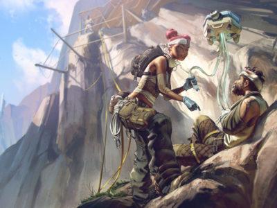 Respawn Plans Another Apex Legends Rework For Lifeline