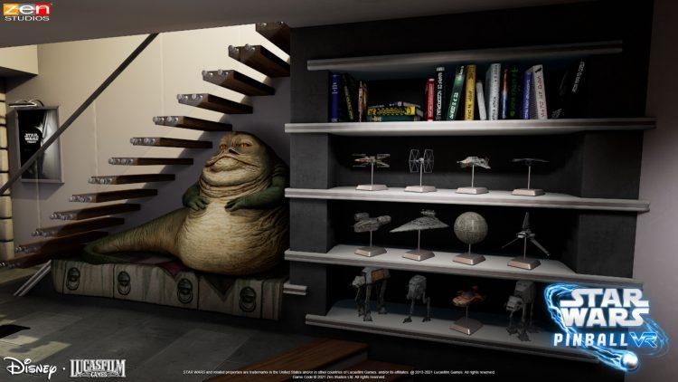 Обзор Star Wars Pinball VR