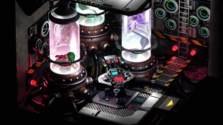 Saga Frontier Remastered Asellus Dr Nusakan 1