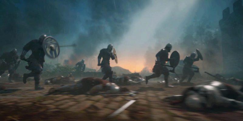 Siege Survival Gloria Victis Preview Impressions