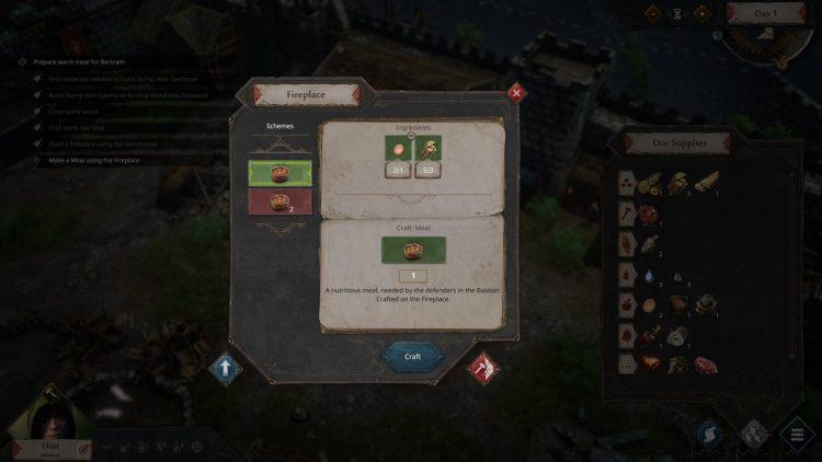 Siege Survival Gloria Victis Preview Impressions 1