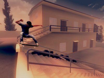 Skate City Game Steam Image