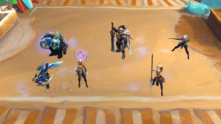 Teamfight Tactics Dawnbringers