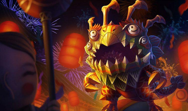 Upcoming Vfx Update For League Of Legends Enhances Kog'maw (2)