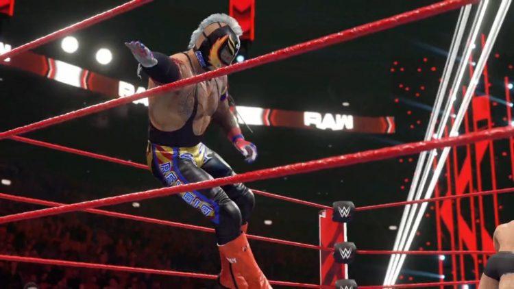 Wwe 2k22 Announcement Teaser Trailer Wrestlemania 37
