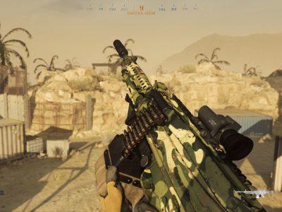 Warzone M91