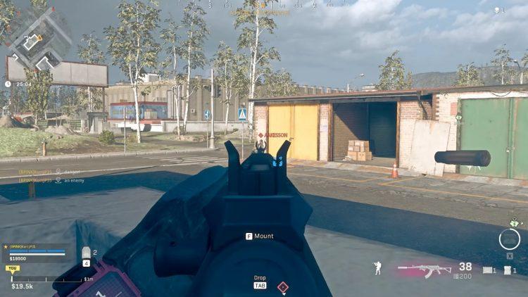 Warzone Season 3 Best Guns Cr 56 Amax