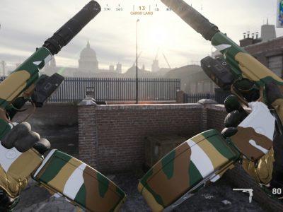 Warzone Sykov Pistol Class