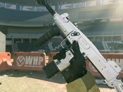 Warzone Uzi Submachine Gun Class