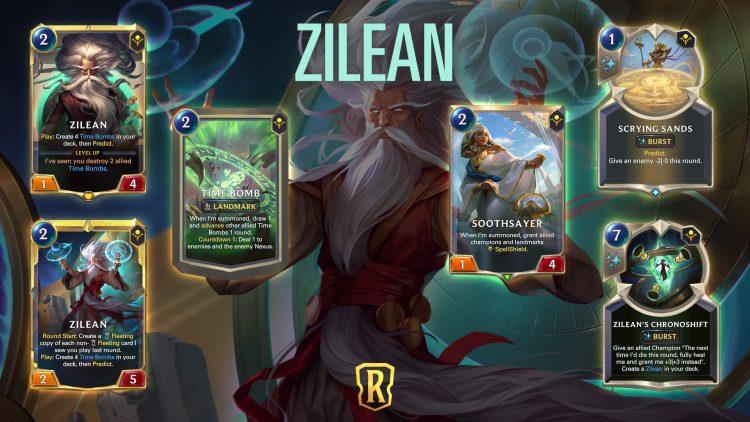 legends of Runeterra Zilean