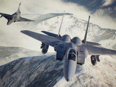 Ace Combat 7 Experimental Aircraft Dlc