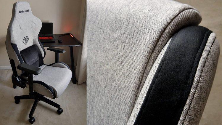 Обзор Anda Seat T Pro 2 Обзор материалов